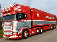 Verbeek Tiel - Bulktransport